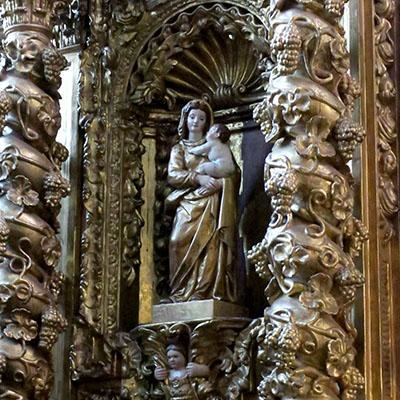 restaurateur sculpture Rouen